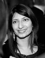 Dr Elora Mukherjee